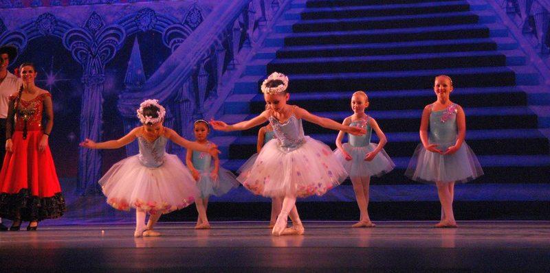 amateur balletvoorstelling