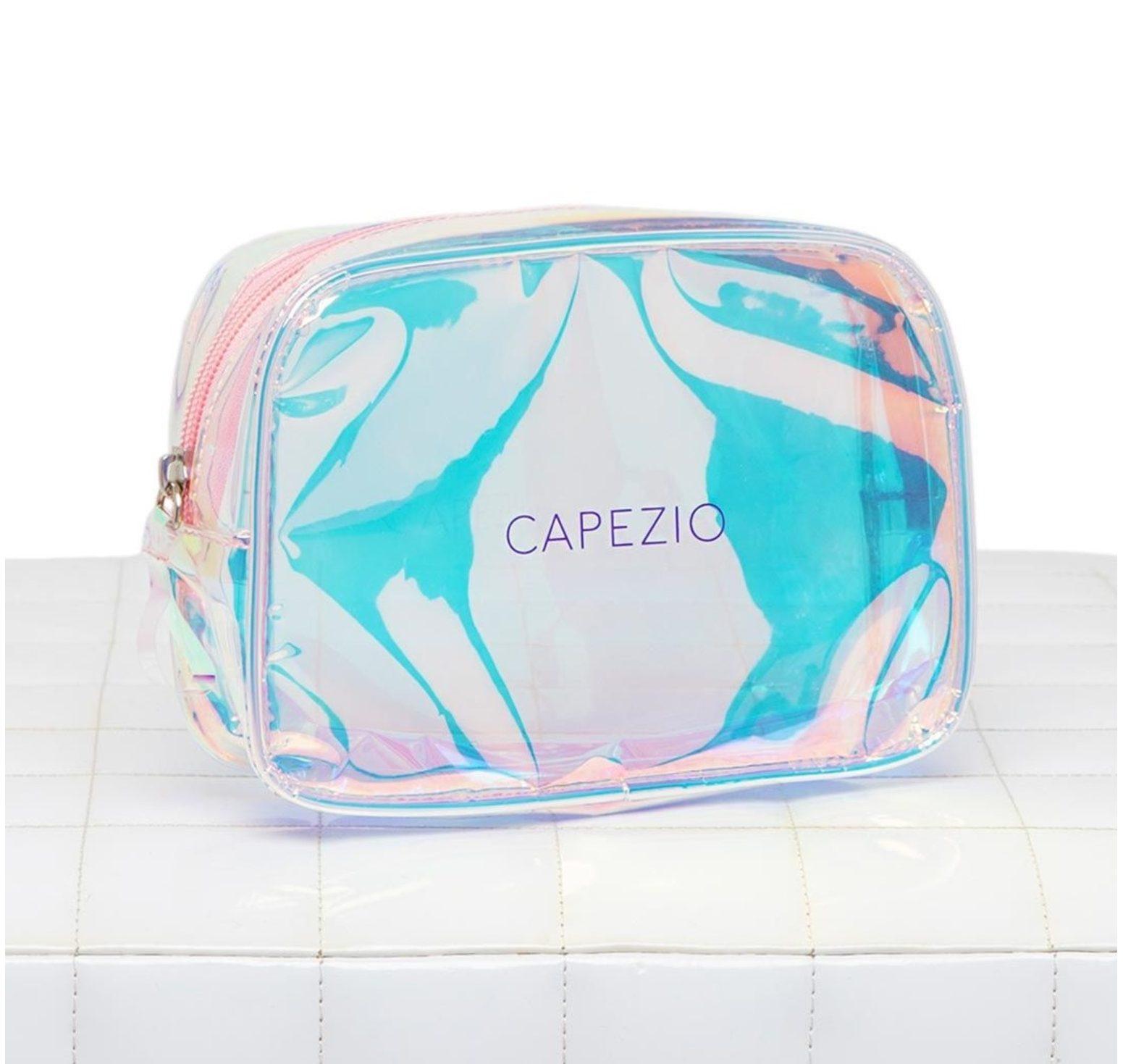 Capezio B226 holografisch make-up tasje