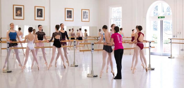balletles proberen