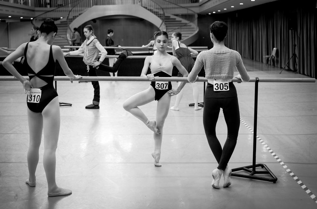 prix de lausanne audities voor dansopleidingen