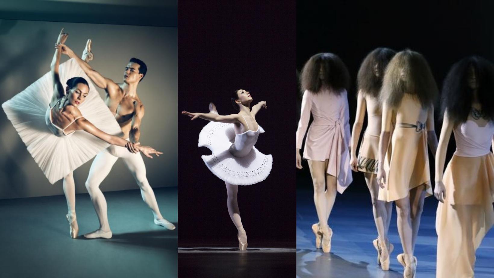 het nationale ballet en viktor & rolf, modewereld en danswereld