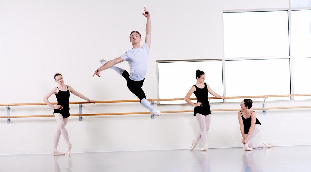 auditie doen om klassiek balletdanser te worden