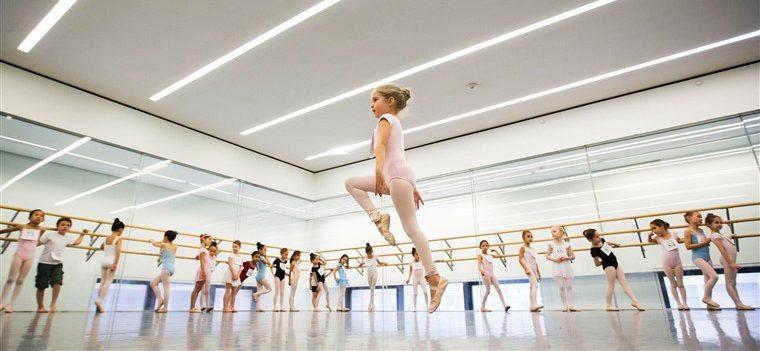 auditie voor balletopleiding klassiek balletdanser worden
