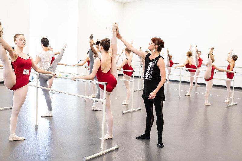 balletacademie audities en examens