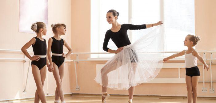 balletdanseres worden