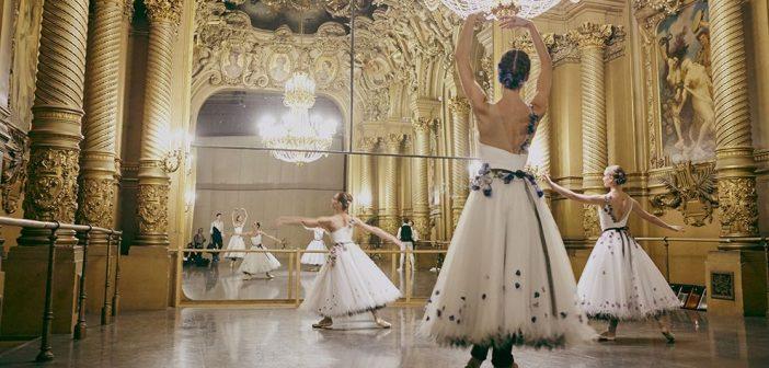 balletvoorstelling achter de schermen
