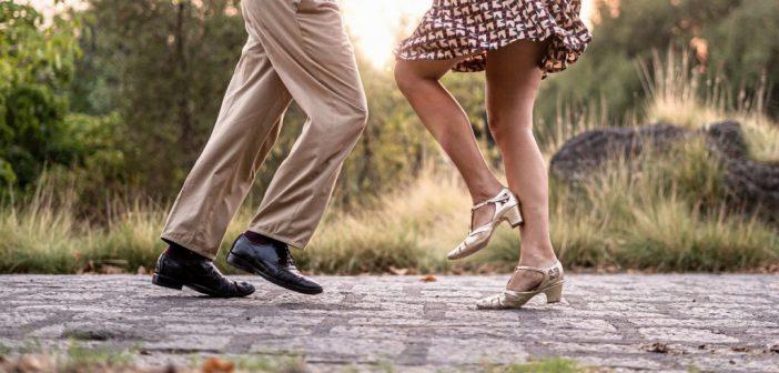 comfort van dansschoenen voor dagelijks gebruik