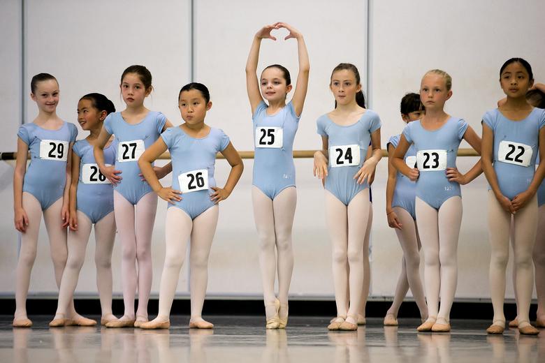 dansopleiding auditie voor vooropleiding