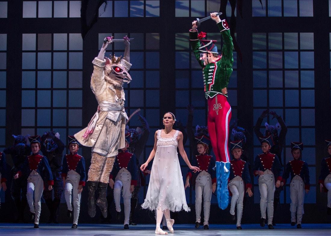 notenkraker en muizenkoning het nationale ballet