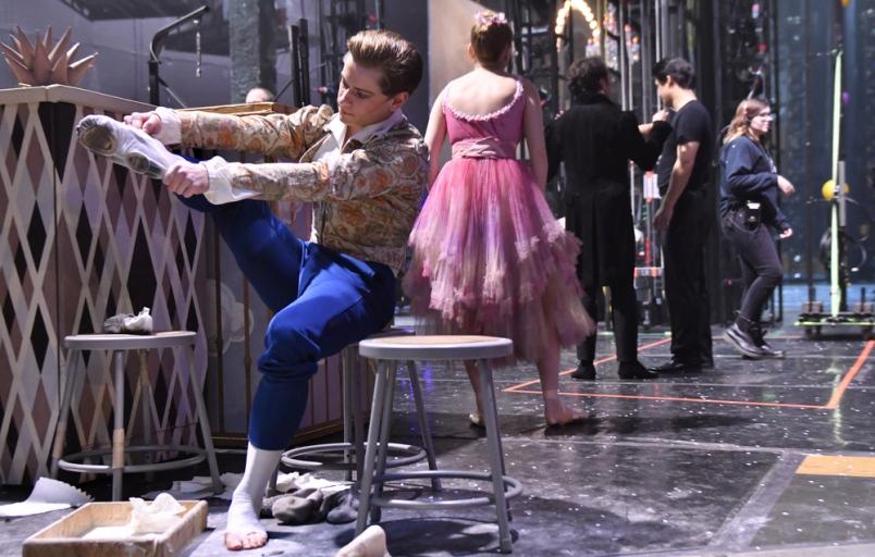 rond de rosin box ballet