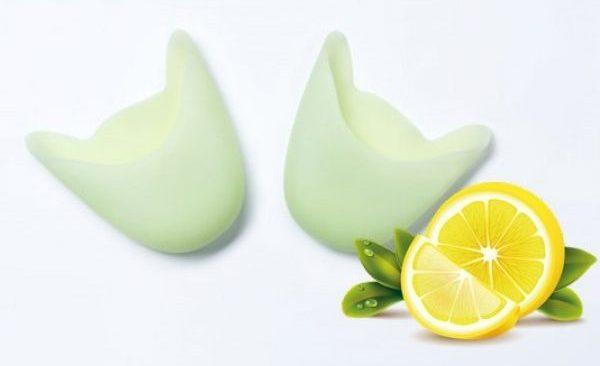 techdance th-001 teenbeschermers citroen geur