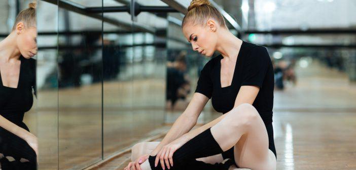 balletdanser blessures