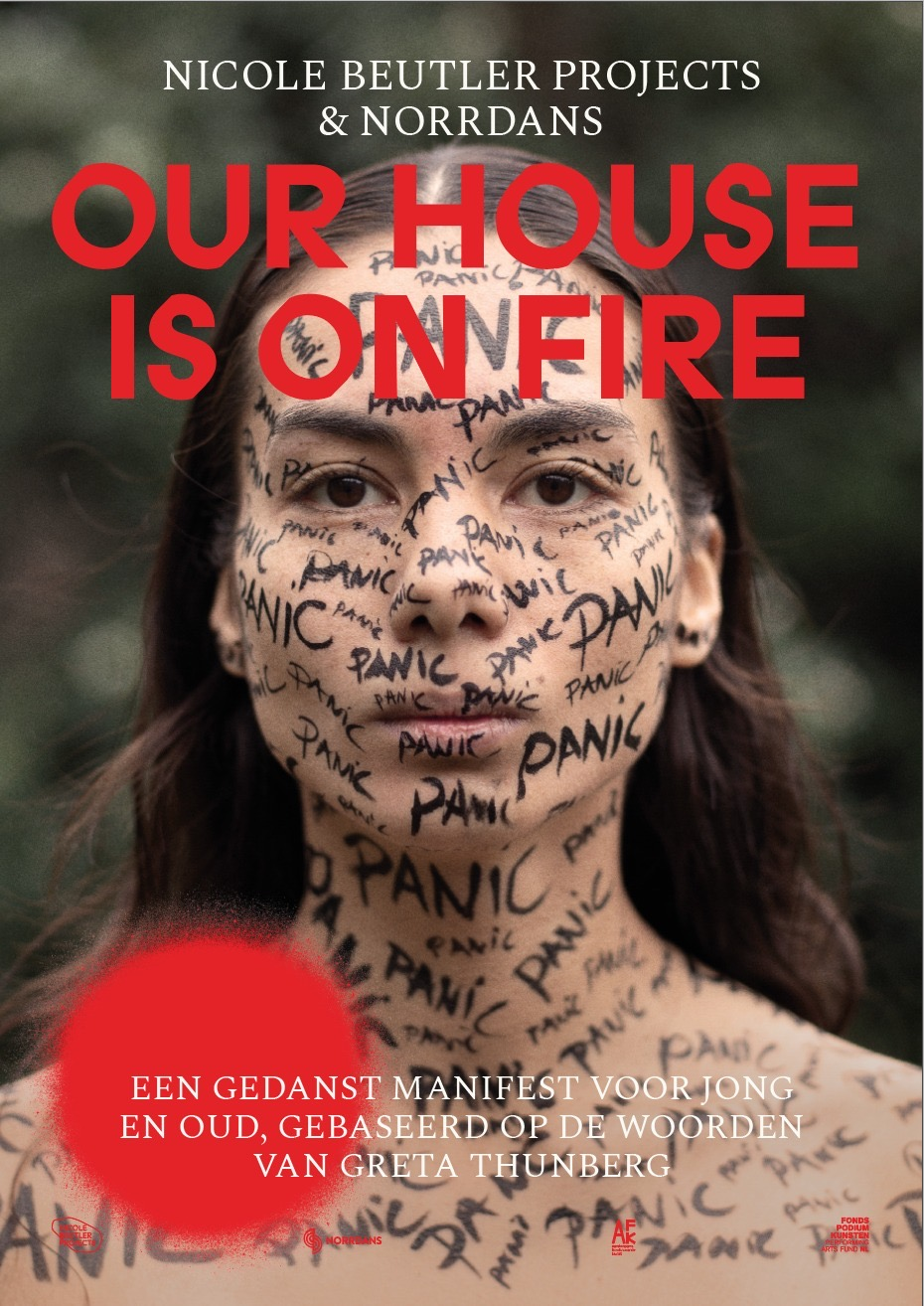 our house is on fire voorstelling