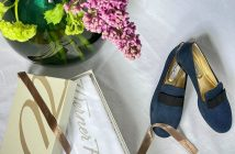 Werner kern ive loafers donkerblauw dames instappers