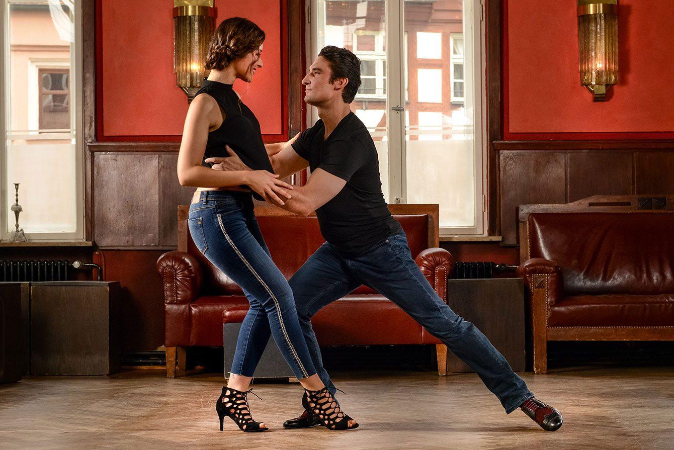 anna kern dansschoenen voor latin en salsa