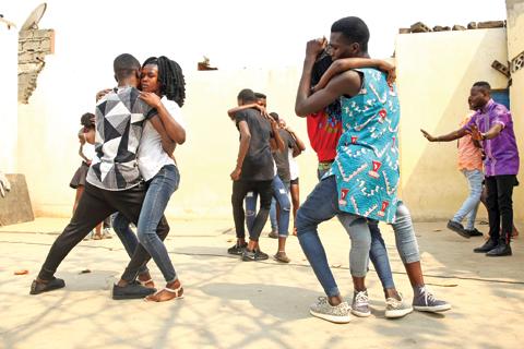 angola kizomba dans