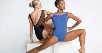 ballet rosa novella balletpakjes met lage rug