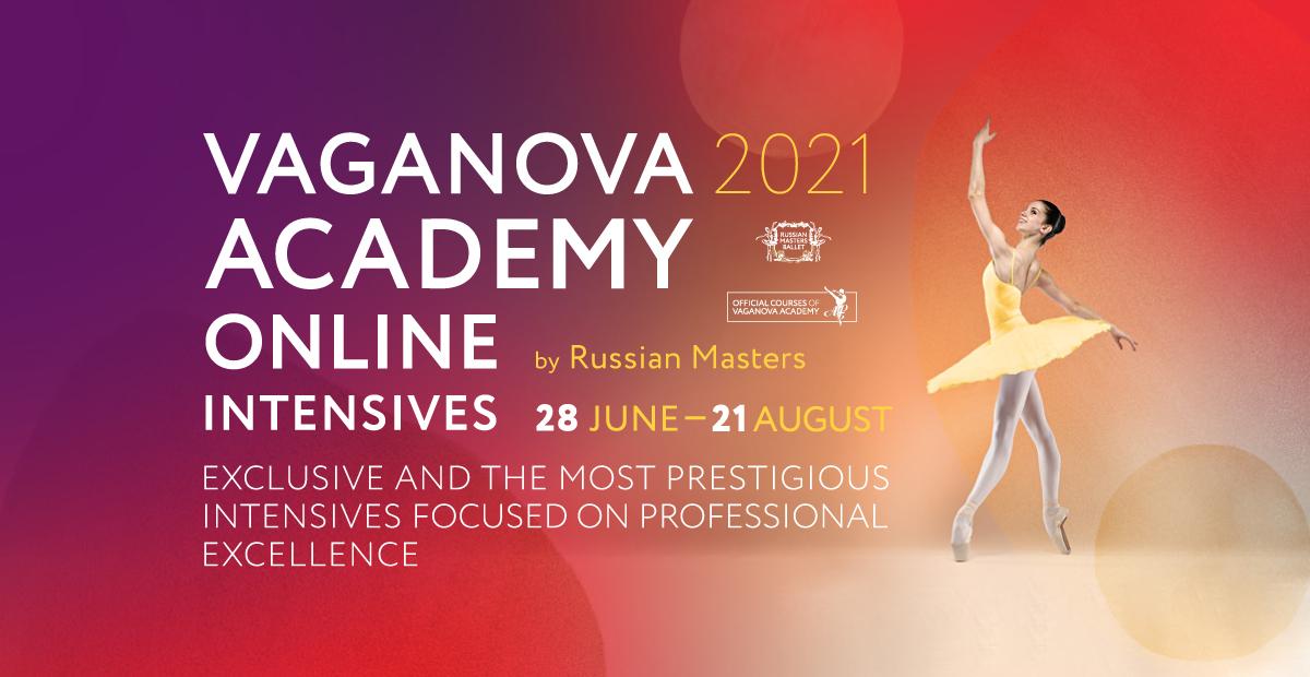 vaganova summer intensive 2021 ballet