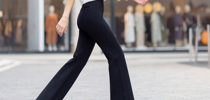 DANSWinkel Trend: Hoe draag je jouw jazz pants of flared leggings?