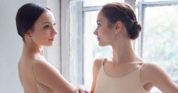 klassieke ballet knot trend