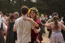 balfolk dansstijl op festival