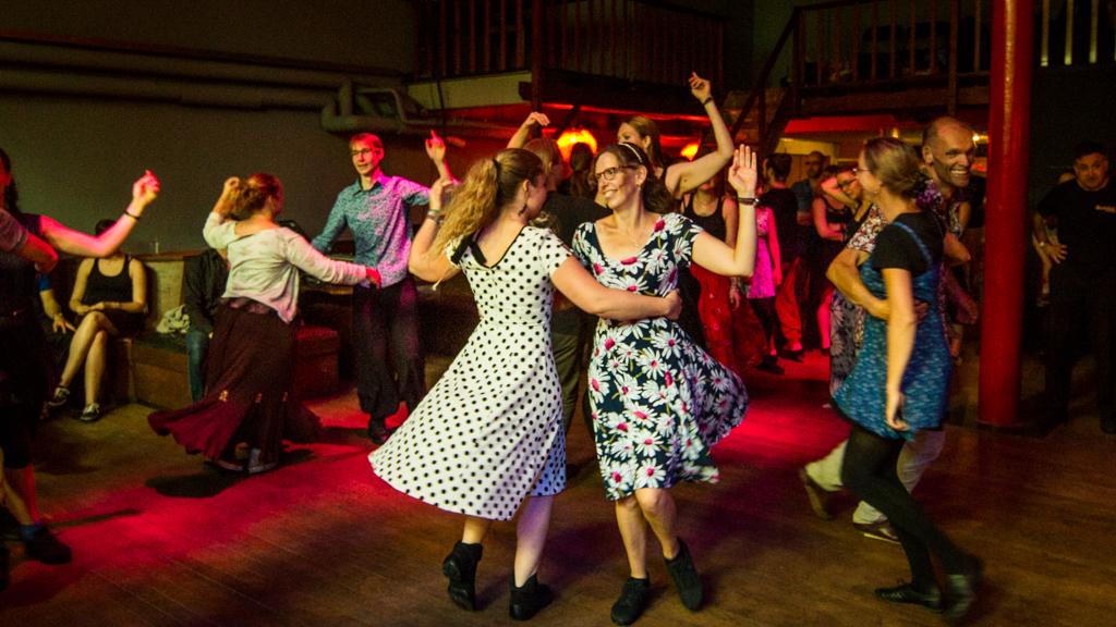 balfolk dansen in nederland