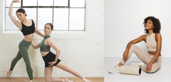 Capezio leggings voor dansen en sporten