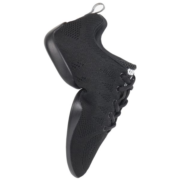 Zwarte-flexibele-danssneakers-Suny-Bold120 splitzool