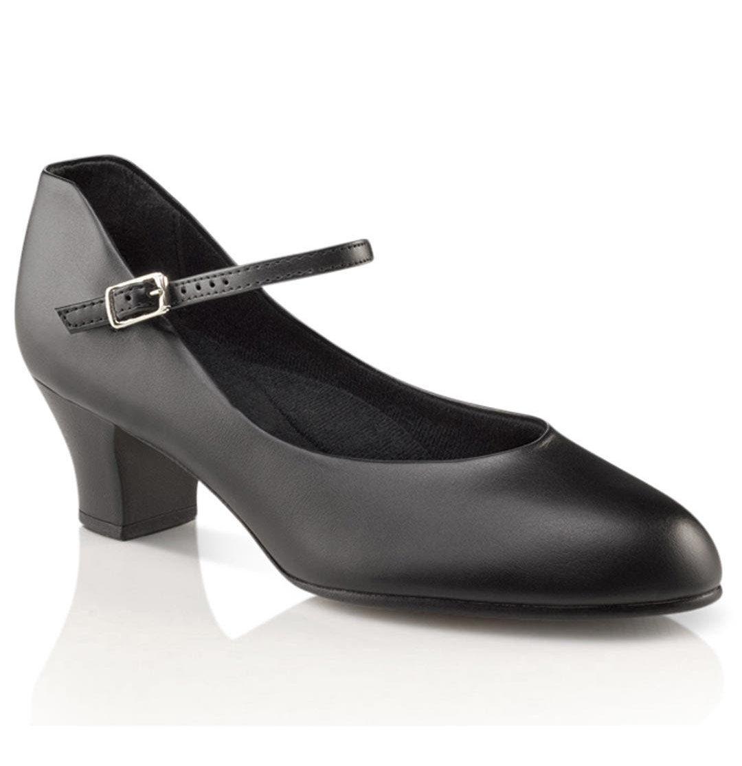 capezio jr footlight character schoenen