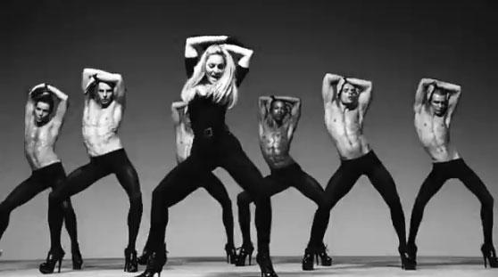 madonna girls gone wild music video dansen high heel dans