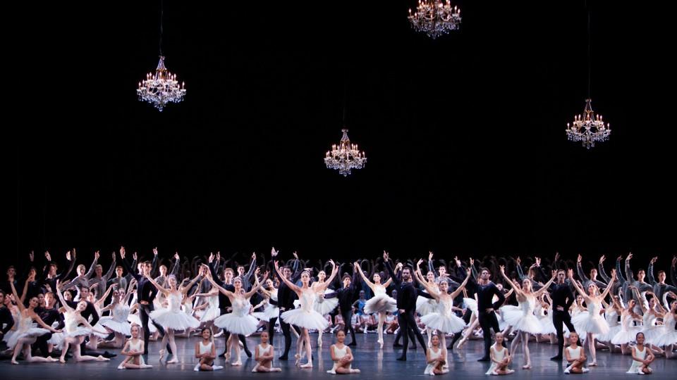 het nationale ballet 60 jaar gala