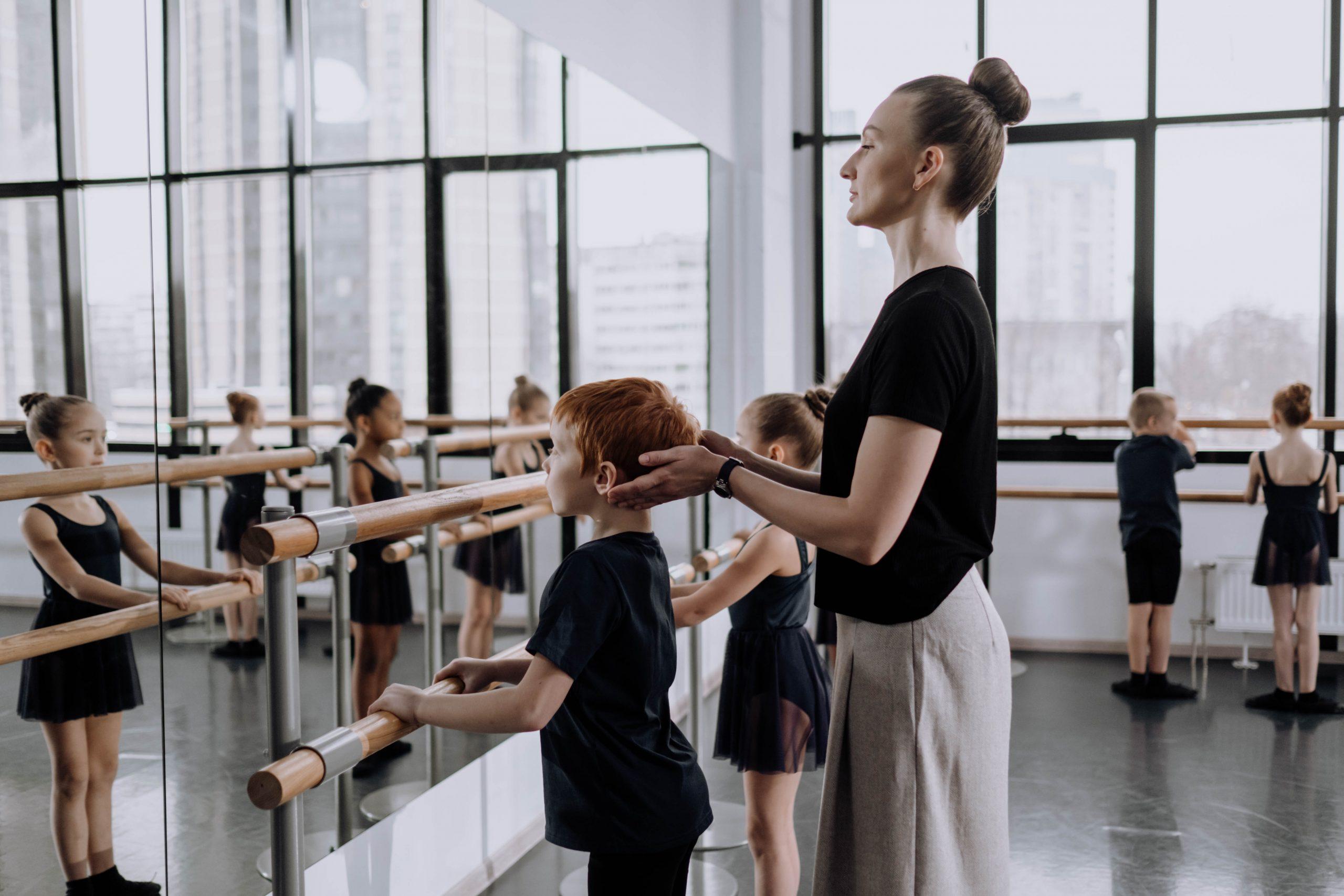 eerste danslessen leren dansen