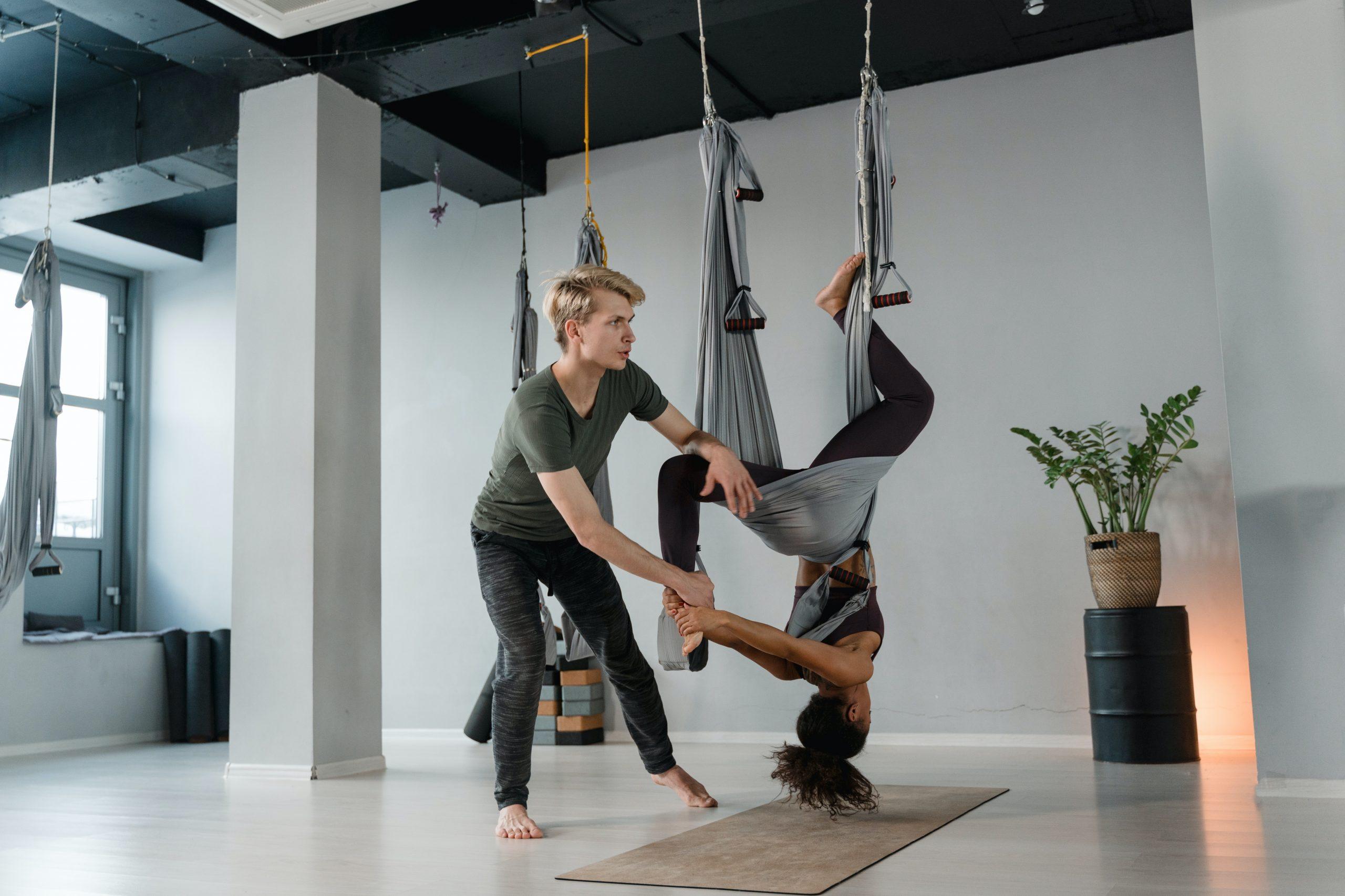 areal yoga experimentele dans en yogales