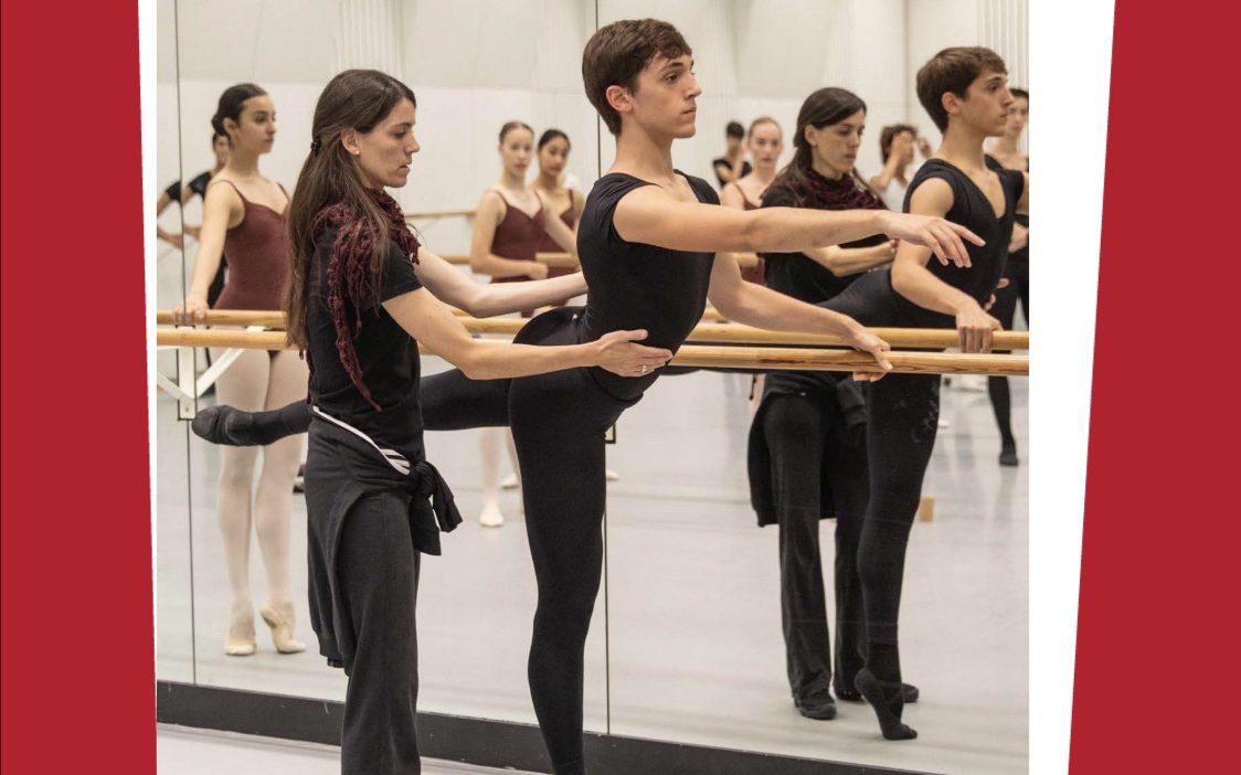 docenten seminars nationale balletacademie en henny jurriens studio